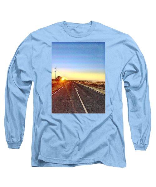 Sunrise Road Long Sleeve T-Shirt
