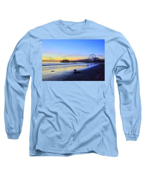 Sunset Child Long Sleeve T-Shirt