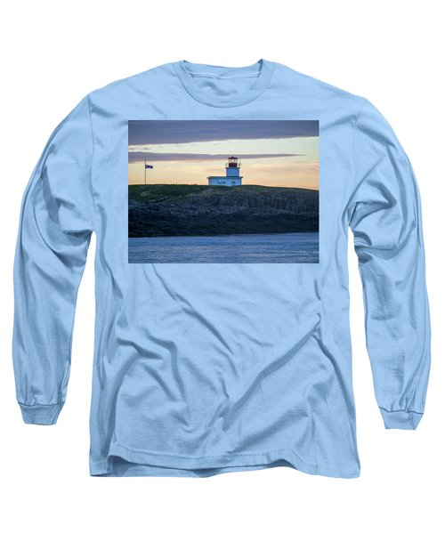 Sunset Nova Scotia  Long Sleeve T-Shirt by Trace Kittrell