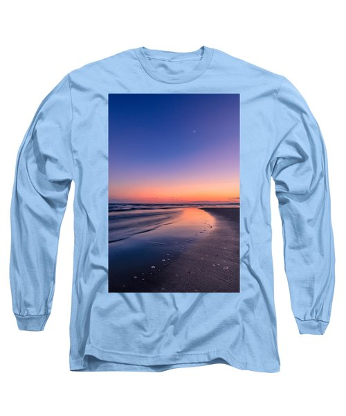 Sunset, Old Saybrook, Ct Long Sleeve T-Shirt