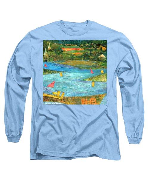 Sunset Sails 2 Long Sleeve T-Shirt