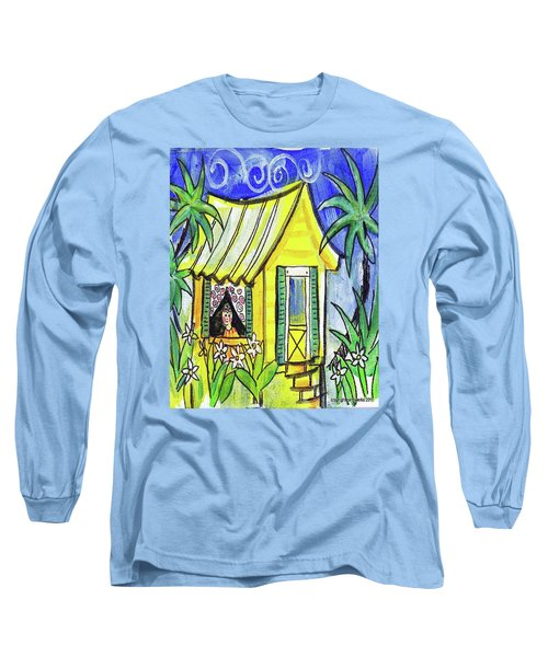 Sunshine Cottage Long Sleeve T-Shirt