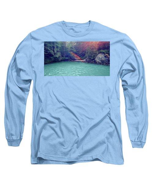 Sunshine Lagoon Long Sleeve T-Shirt