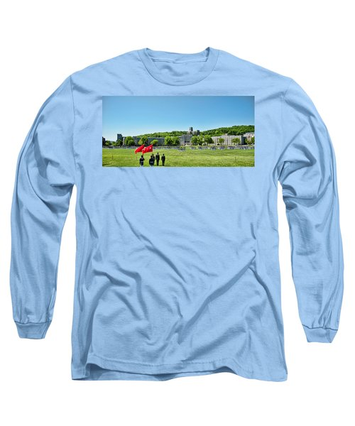 Superintendent's Review Wide Angle Long Sleeve T-Shirt