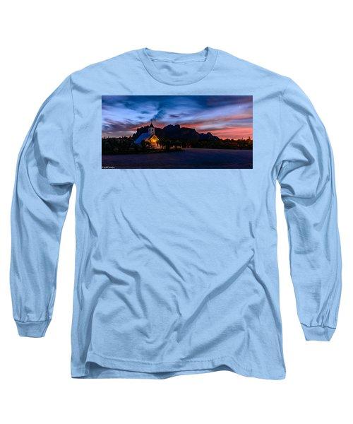 Superstition Sunrise Long Sleeve T-Shirt