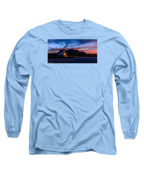 Superstition Sunrise Long Sleeve T-Shirt