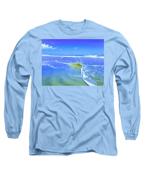Surf Snuggle Long Sleeve T-Shirt