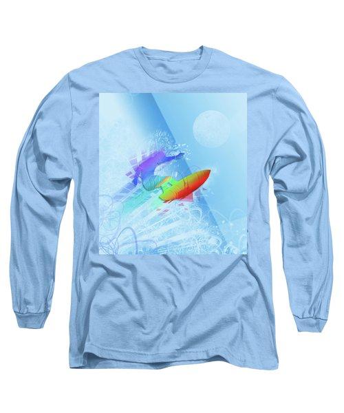Surfer 2 Long Sleeve T-Shirt