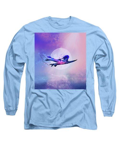 Surfer 5 Long Sleeve T-Shirt