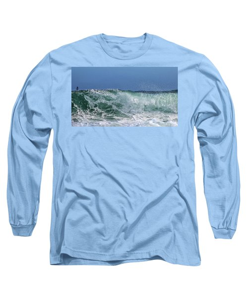 Surfing Out  Long Sleeve T-Shirt