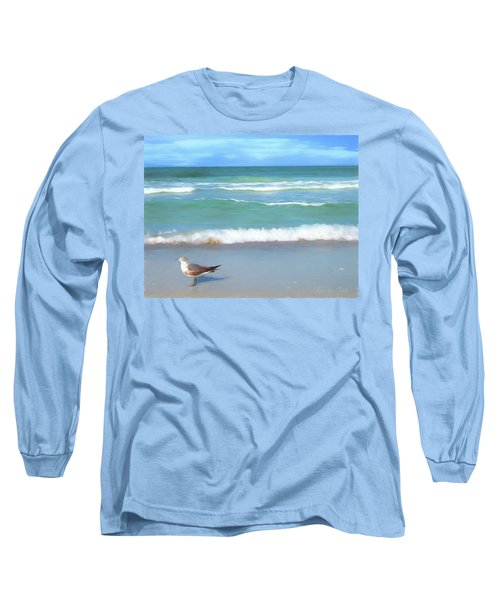 Surfs Up Long Sleeve T-Shirt