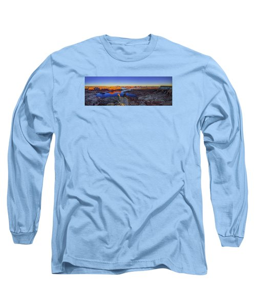 Surreal Alstrom Long Sleeve T-Shirt by Chad Dutson