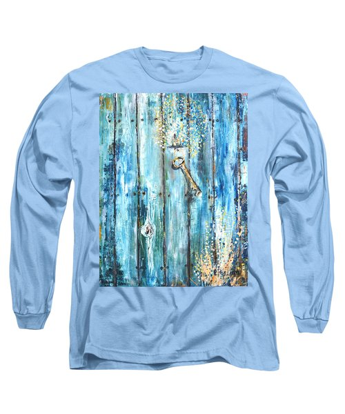 Surviving Time Long Sleeve T-Shirt by Evelina Popilian