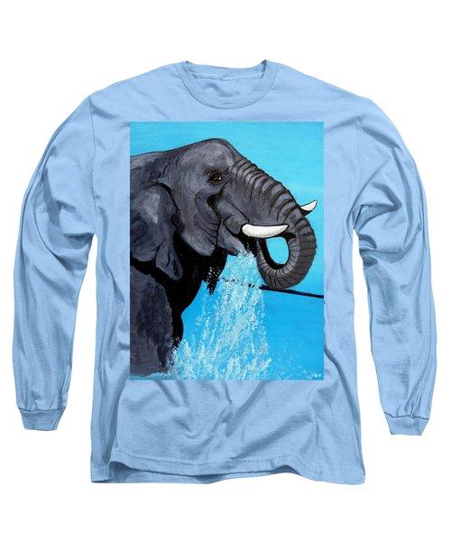 Sweet Beauty Long Sleeve T-Shirt