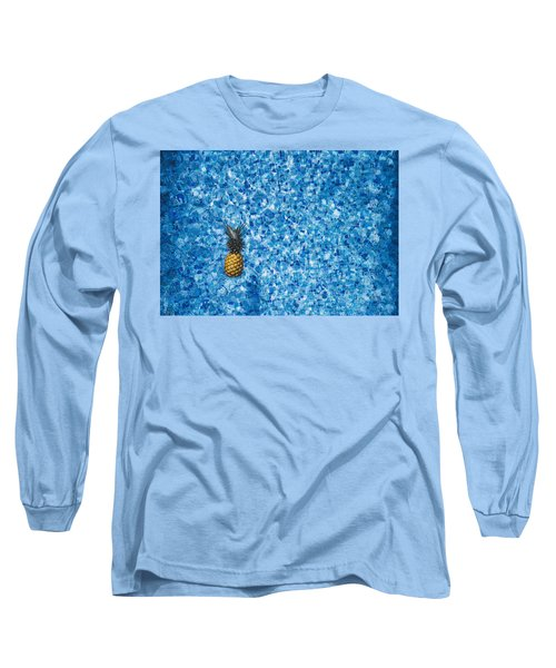 Swimming Pool Days Long Sleeve T-Shirt