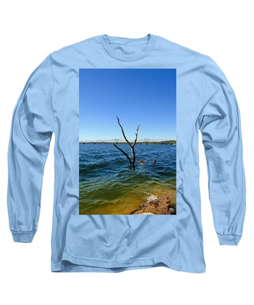 Table Rock Lake Kimberling City Long Sleeve T-Shirt