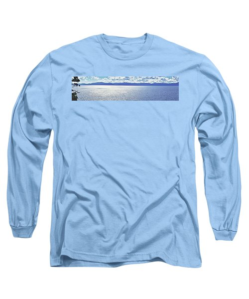 Tahoe From The East Shore Long Sleeve T-Shirt