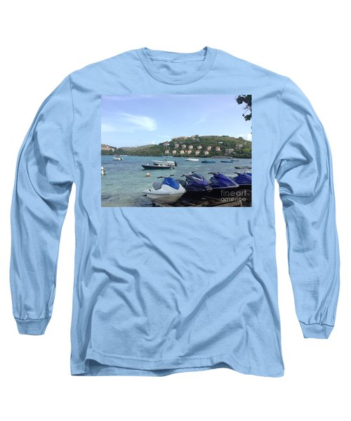 Take Me For A Ride Long Sleeve T-Shirt