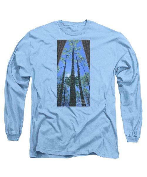Tall Blue Ridge Beauty Long Sleeve T-Shirt