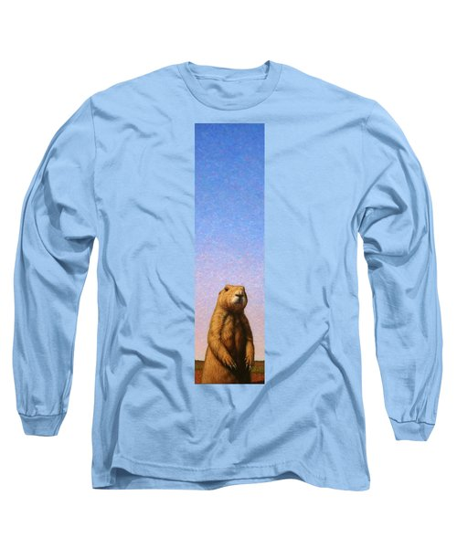 Tall Prairie Dog Long Sleeve T-Shirt