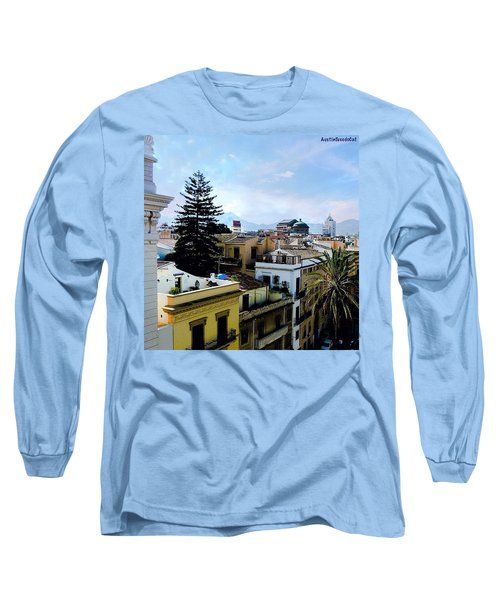 #tbt Family Trip To #sicily March 2011 Long Sleeve T-Shirt