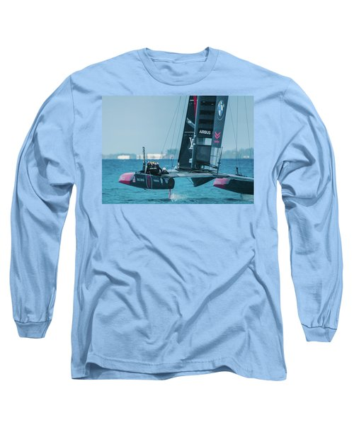 Team Usa Takes Flight  Long Sleeve T-Shirt