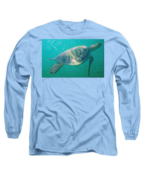 Thaddeus The Turtle Long Sleeve T-Shirt