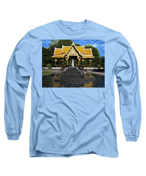 Thai Pavilion - Madison - Wisconsin Long Sleeve T-Shirt
