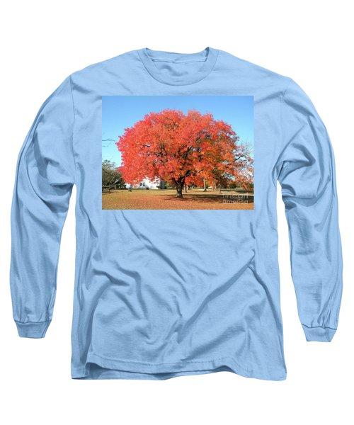 Thanksgiving Blessings Long Sleeve T-Shirt