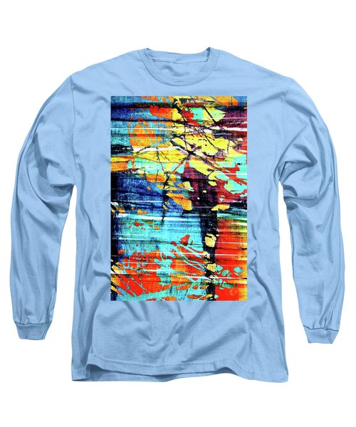 That Beauty You Possess Long Sleeve T-Shirt by Danica Radman