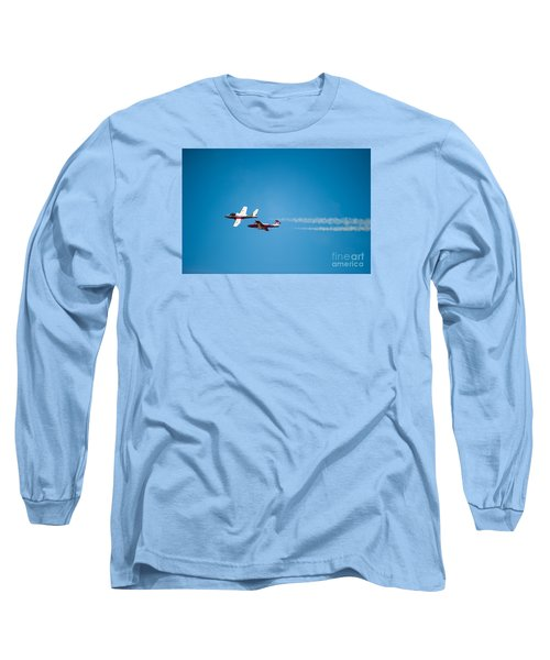 The 2 Snowbirds Long Sleeve T-Shirt