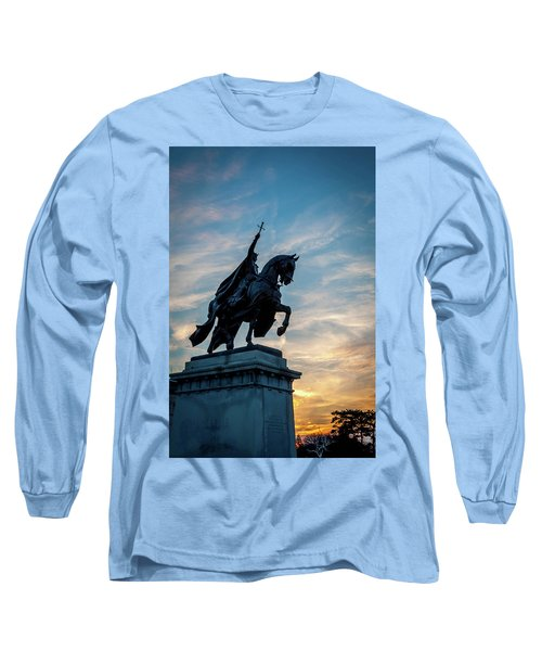 The Apotheosis Of St. Louis Long Sleeve T-Shirt
