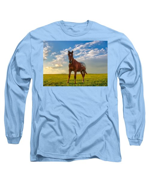 The Appy Long Sleeve T-Shirt