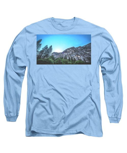 The Awe- Long Sleeve T-Shirt