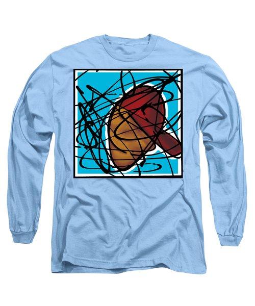 The B-boy As Icon Long Sleeve T-Shirt