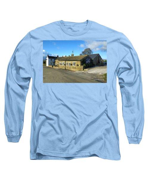 The Barrel Inn At Bretton Long Sleeve T-Shirt