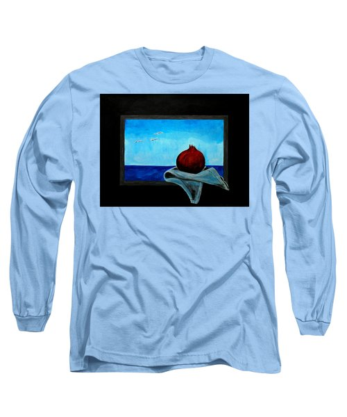 The Beauty Of Simplicity Long Sleeve T-Shirt
