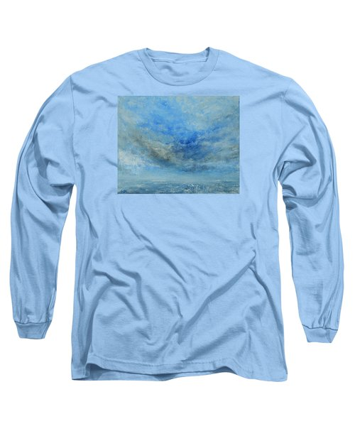 The Best Is Yet To Come Long Sleeve T-Shirt by Jane See