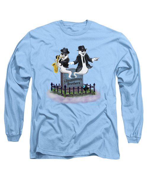 The Boos Brothers Long Sleeve T-Shirt