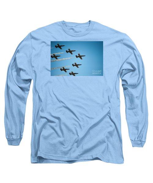 The Breitling Jet Team Long Sleeve T-Shirt