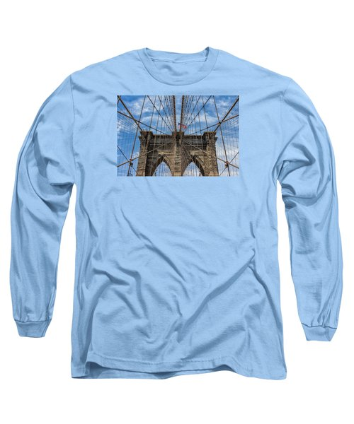 The Brooklyn Bridge Long Sleeve T-Shirt