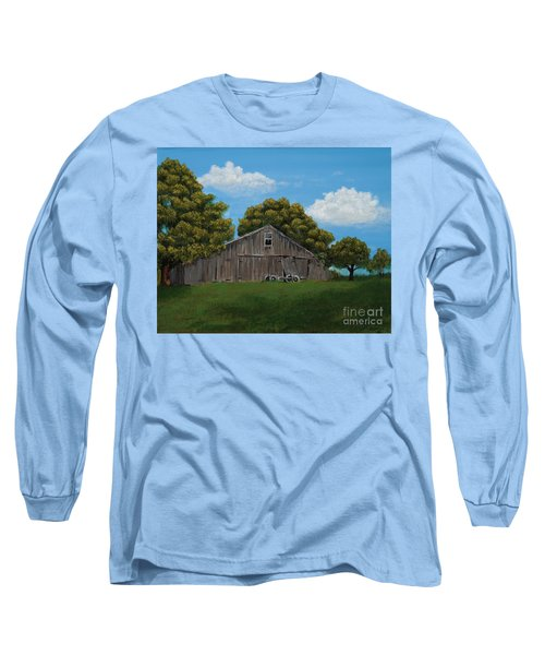 The Buggy Shed Long Sleeve T-Shirt