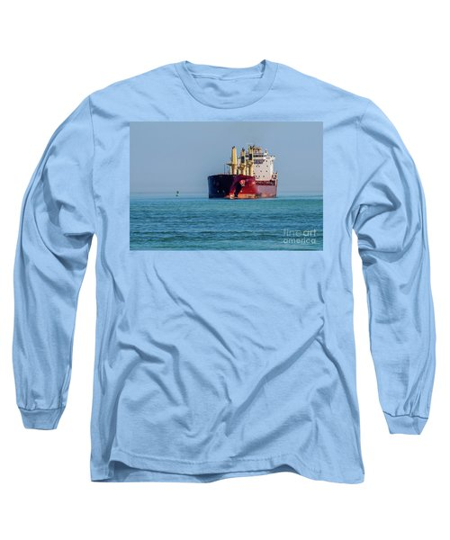 The Cape Long Sleeve T-Shirt