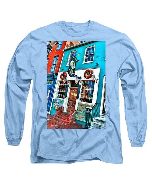 The Cat's Eye Pub Long Sleeve T-Shirt