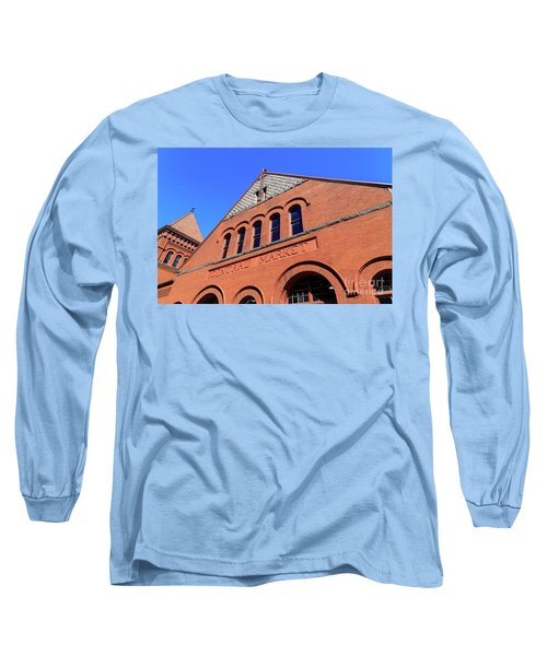 The Central Market Long Sleeve T-Shirt