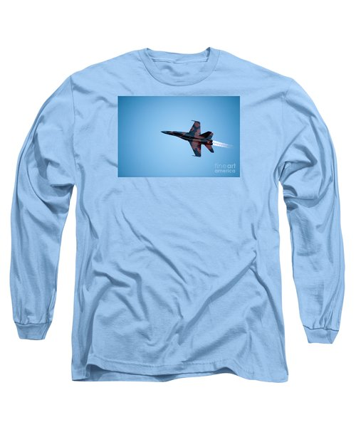 The Cf18 Long Sleeve T-Shirt