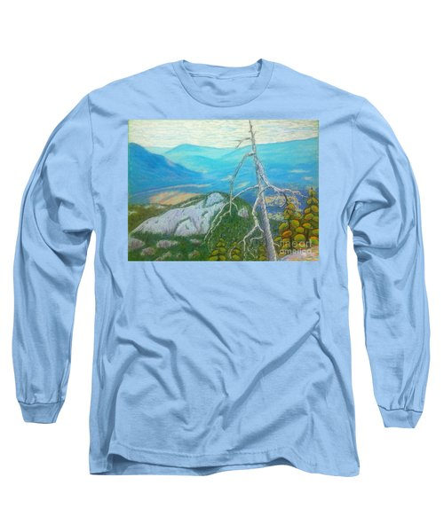 The  Chief  Long Sleeve T-Shirt by Rae  Smith
