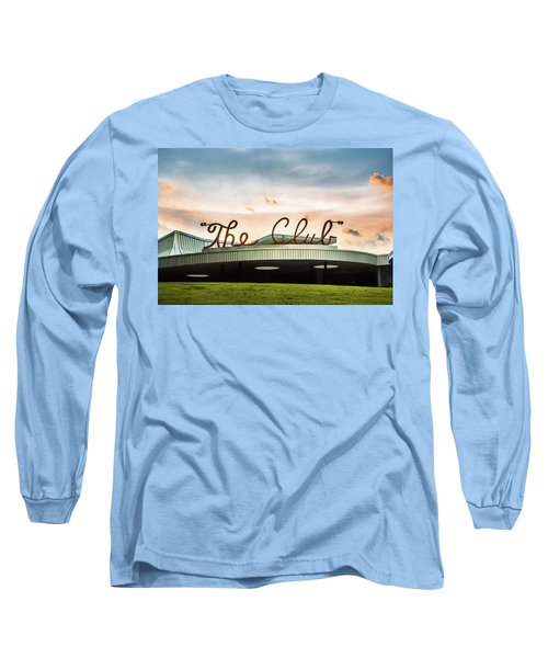 Long Sleeve T-Shirt featuring the photograph The Club Birmingham by Parker Cunningham