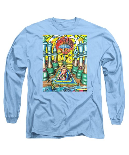 The Concealed Fate Of An Imminent Surrender Long Sleeve T-Shirt