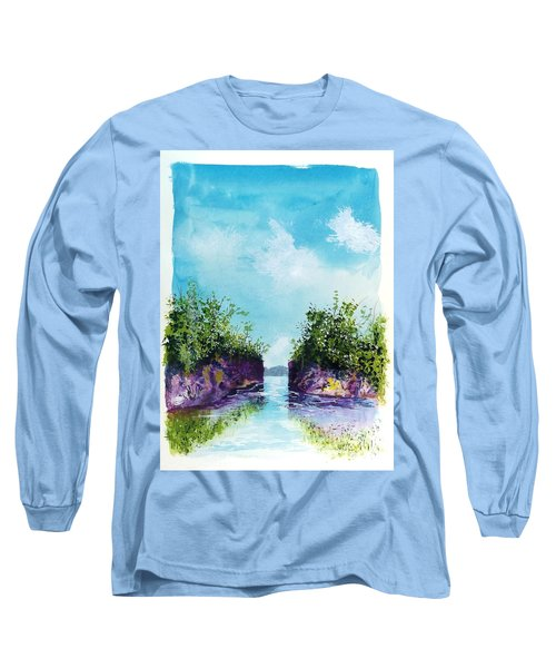 The Cove Long Sleeve T-Shirt